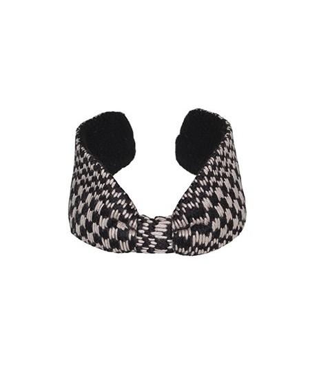 Carnaby Wool Center Divot Headband Earmuffs