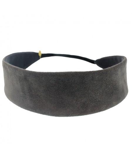 Suede Basic Elastic Headband