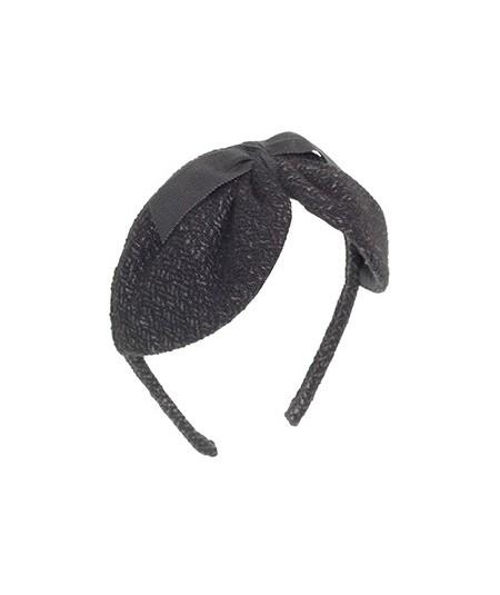 Vintage Style Bow Headband