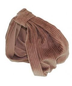 Corduroy Turban Head Wrap