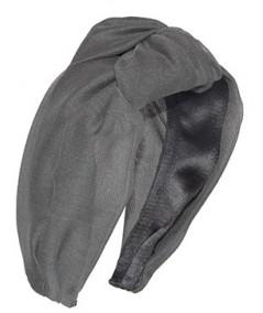Draped Chiffon Chunky Center Knot Headband