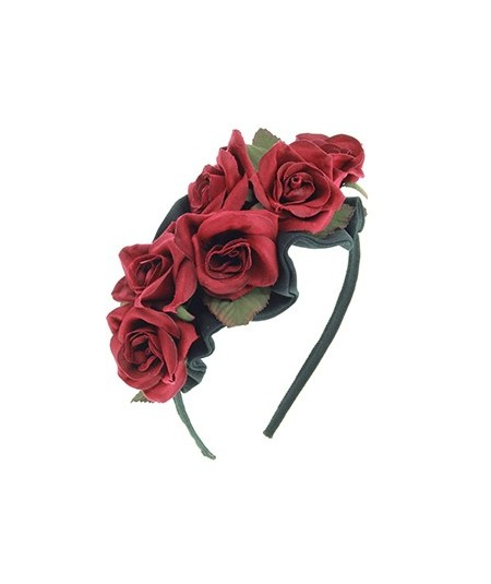 Roses Headpiece