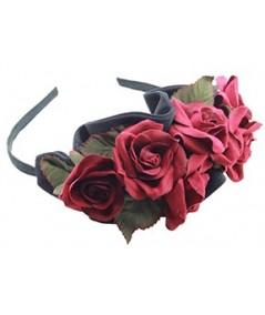 Roses Headpiece