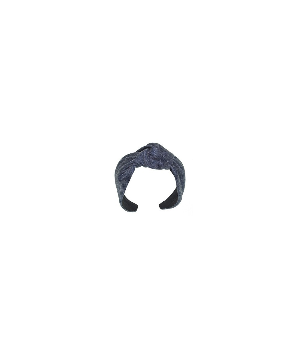 Glitter Center Knot Headband