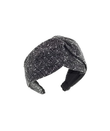 City Snow Wool Twist Headband