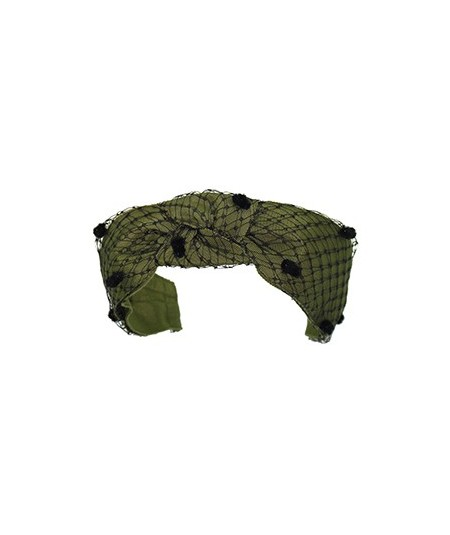 Olive Bernadette Summer Headband for Women
