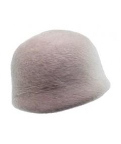 Alabaster Hat Mod style 60s Cap