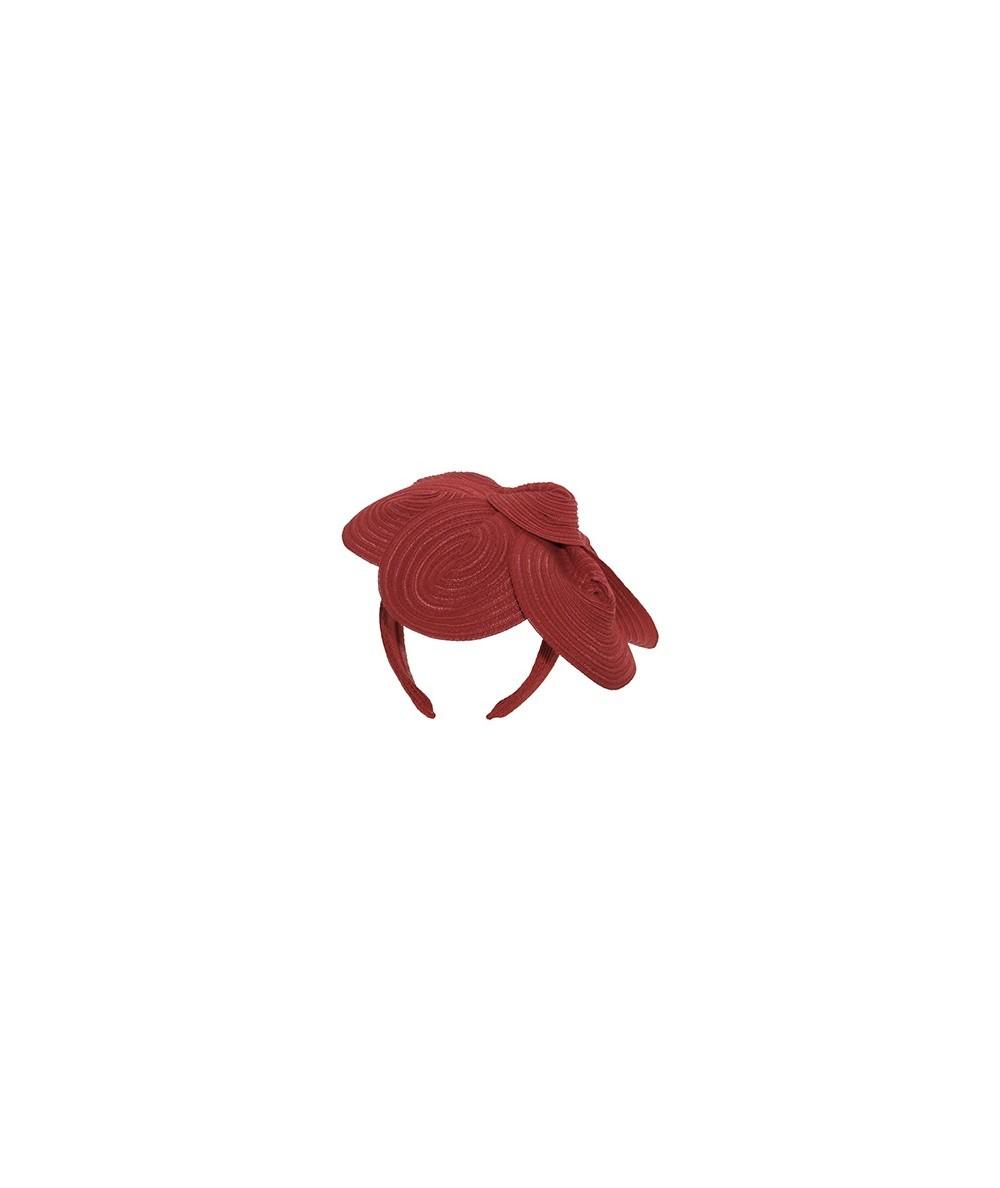 Straw Petals Headpiece