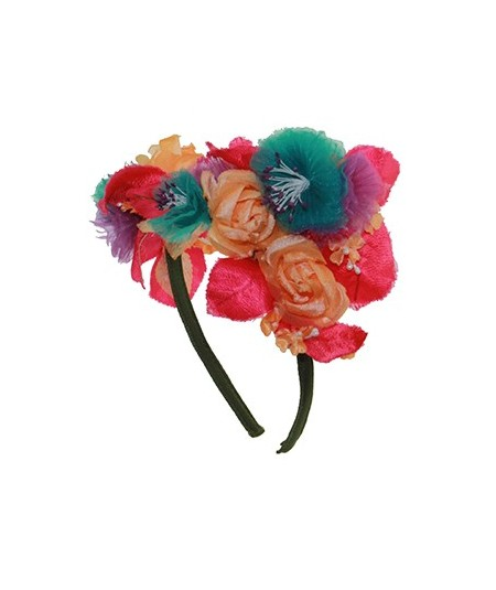 Frida Flower Headpiece