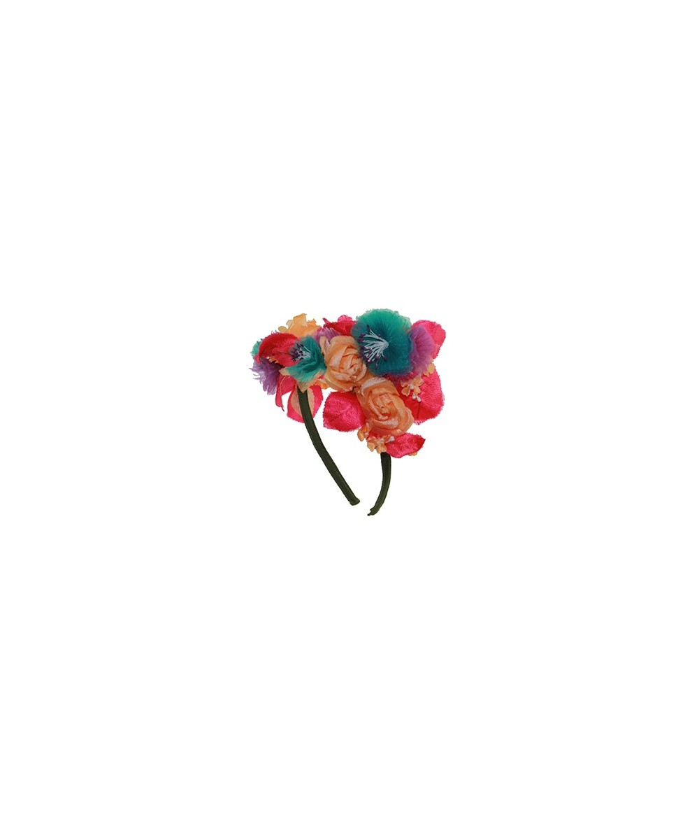 Frida Flower Headpiece