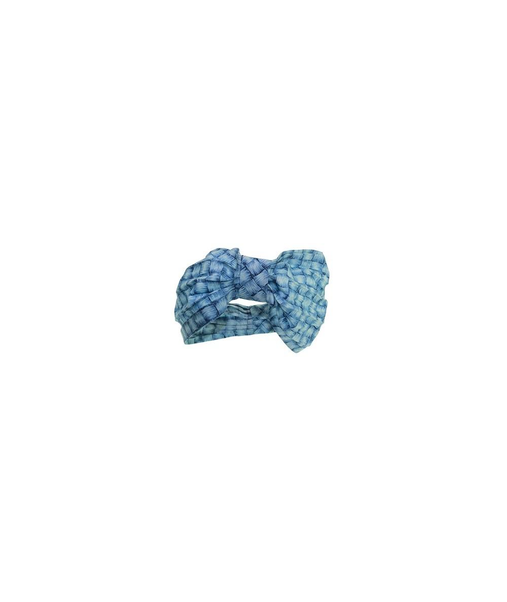 Lauhala Cotton Print Head Wrap