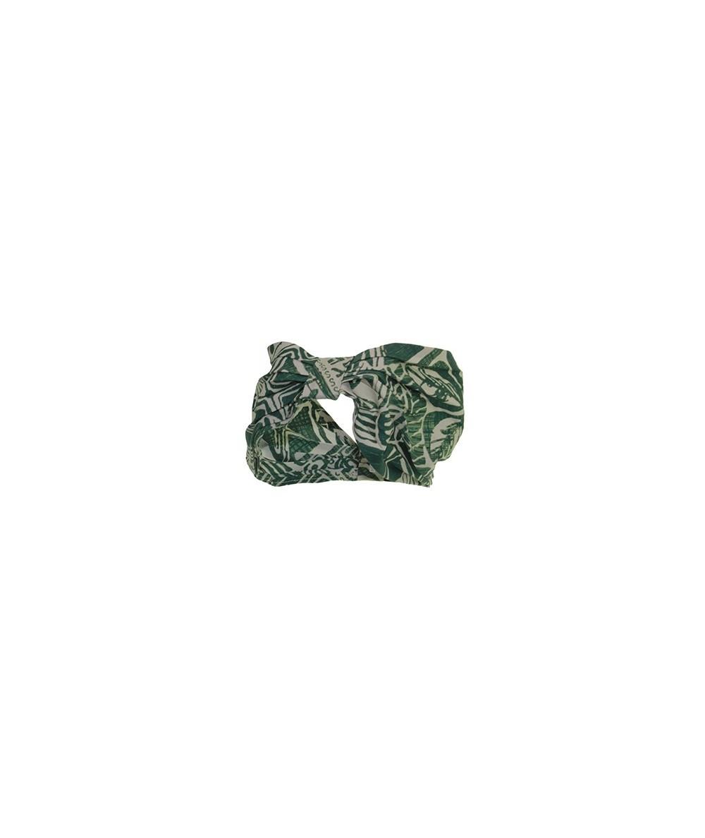 Hawaiian Cotton Print Head Wrap
