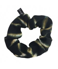 Jungle Silk Scrunchies