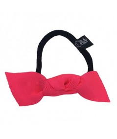 Neon Knot Ponytail Tie