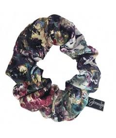 Pollock Silk Scrunchies