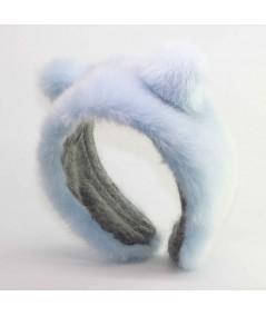 Faux Fur Earmuff with Cat Ears