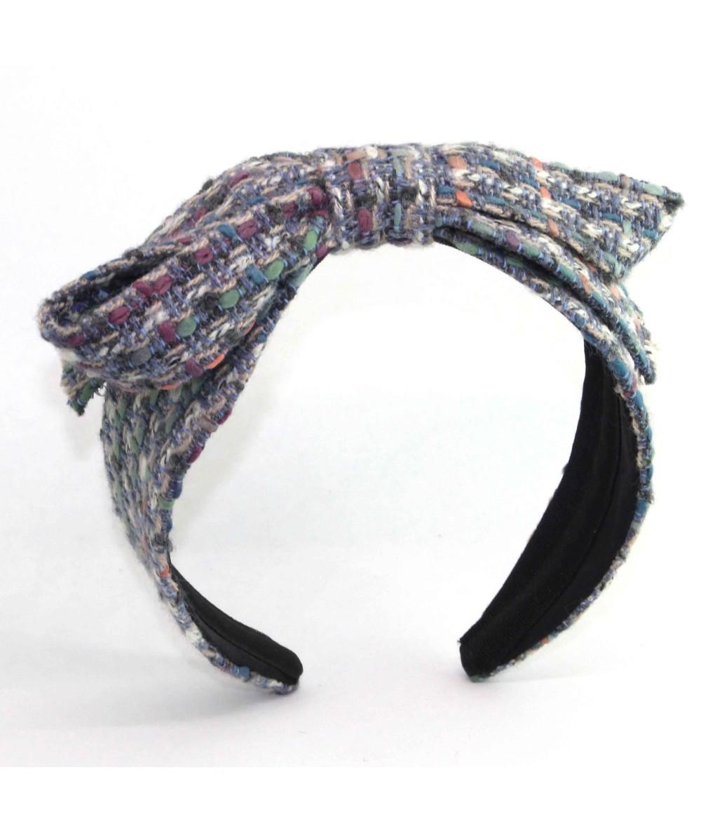BC44 Pastels bow headband
