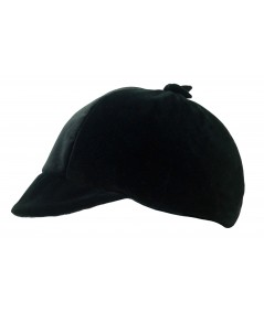 HT647 velvet ball cap hat