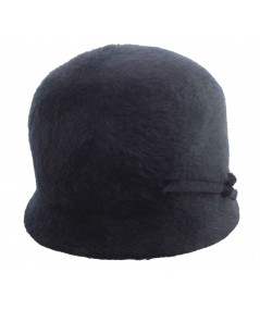 HT648 felt 60s style dome cap hat
