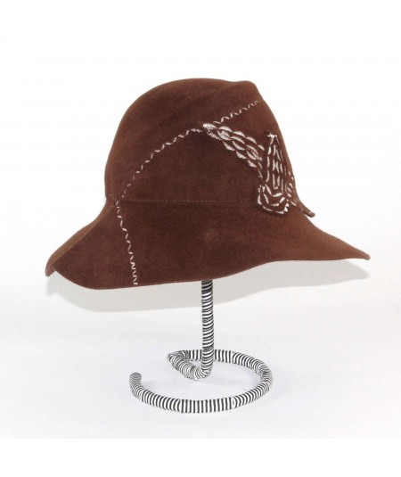 HT684 Brandy Hat
