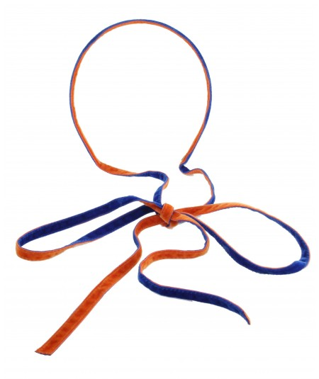 VV50 Orange (Capucine) Royal headband