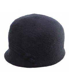 HT648 felt fuzzy bubble cap hat
