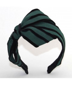 GV11 Forest with Black View 1 headband bow