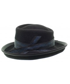 HT645 paint side view fedora
