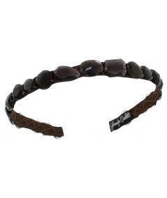 Gem Headband - Smokey