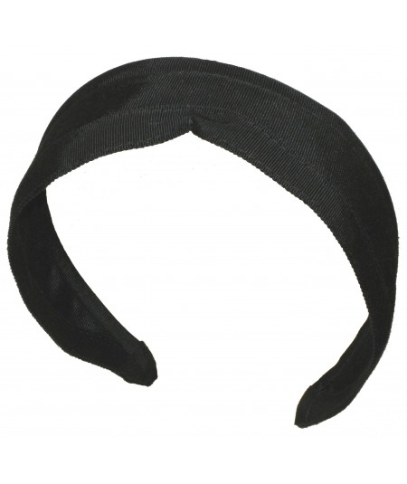 Grosgrain Center Divot Headband