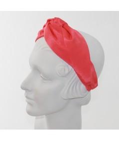 Coral Bengaline Turbanista Headband