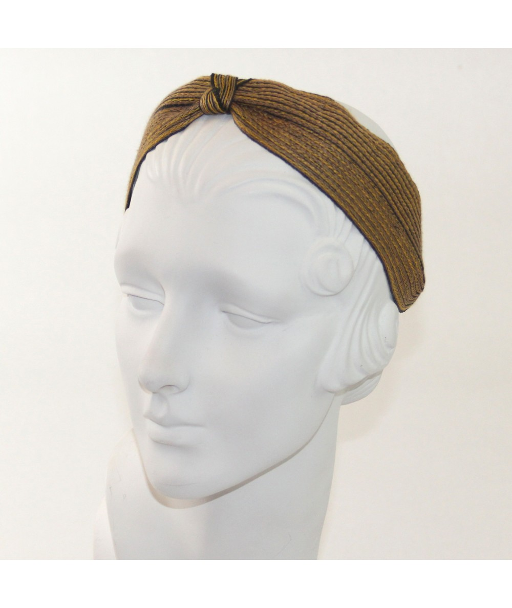 Constellations color-stitch-straw-turban