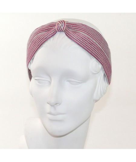 Lupe color-stitch-straw-turban
