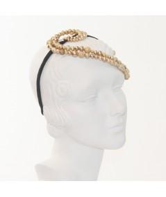 Stones Sculpture Headpiece