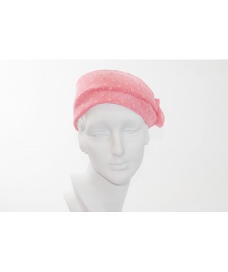 Flower Net Head Wrap