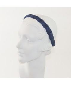 Straw Braided Headband