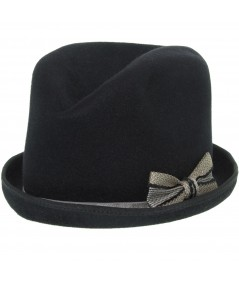 Tall Fur Felt Trilby