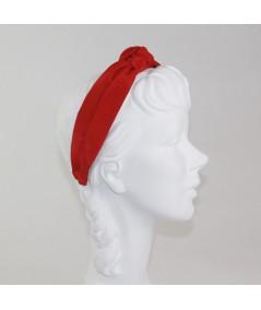 Cardinal Bengaline Center Turban Headband
