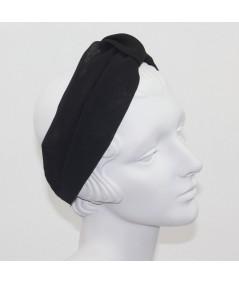 Silk Chiffon Draper Turban
