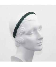 Billiard Satin Braided Headband