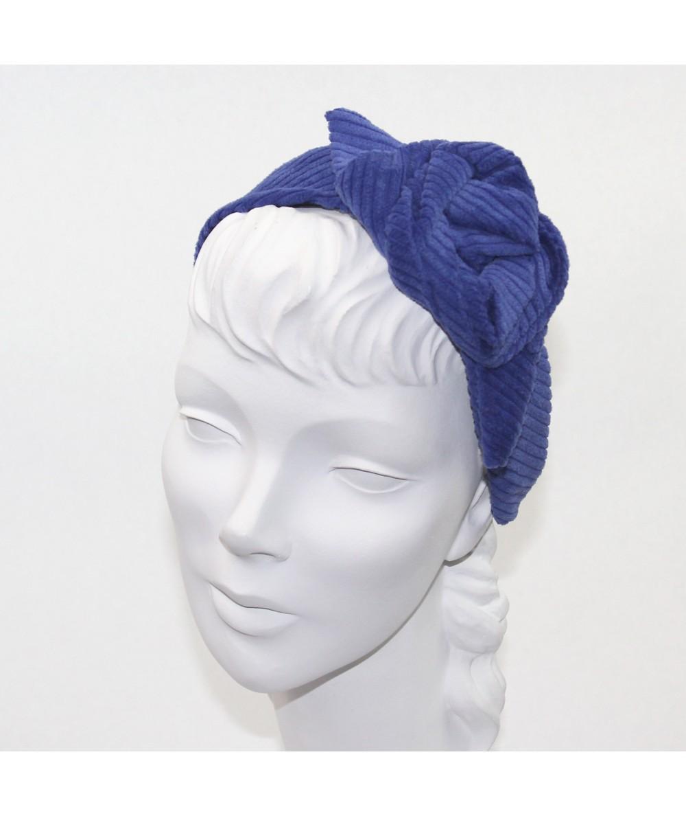 Royal Headband Corduroy
