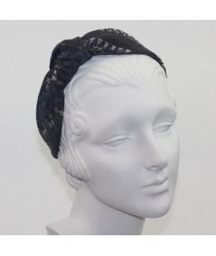 Nordic Wool Side Turban Headband