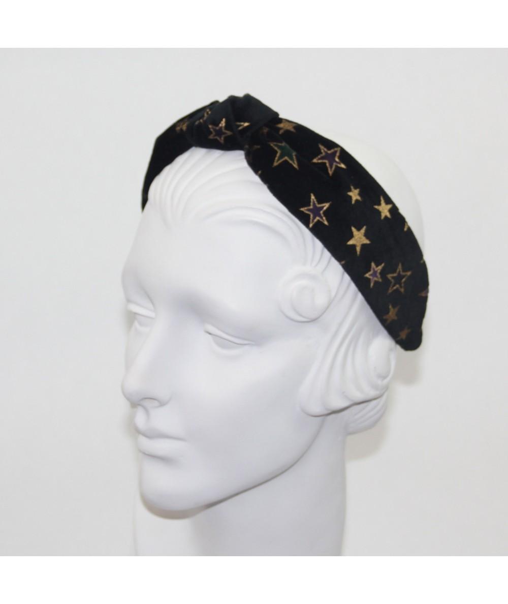 Velvet Star Harlow Turban