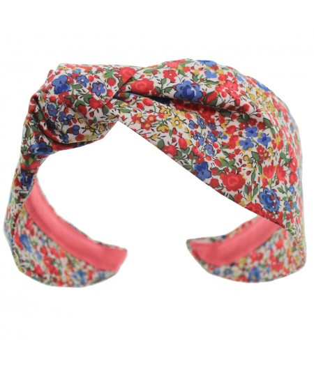 turban lbt2-liberty-print-side-knot-headband