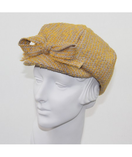 Winter Cap with Bow