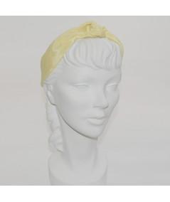 Banana Bengaline Blair Center Turban Headband