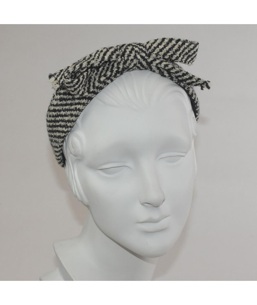 Obama Boucle Pastels bow headband