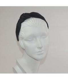 Floral Print Side Turban Headband