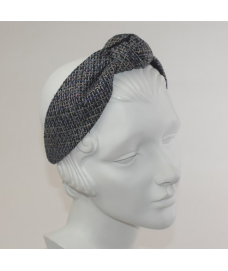 Dakota Silk Center Turban Headband