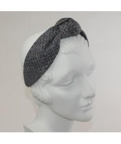 Dakota Silk Center Turban Headband